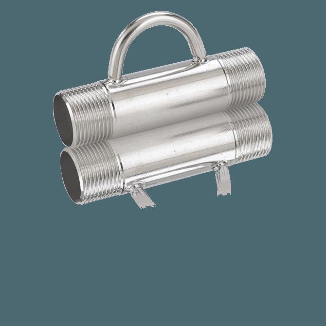 Gancio pompa idraulica
